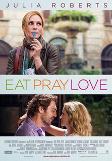 Filmplakat Eat Pray Love