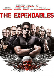 Filmplakat The Expendables