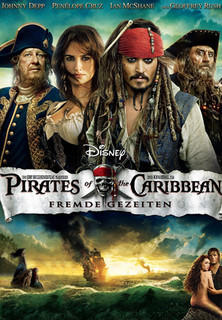 Filmplakat Pirates of the Caribbean: Fremde Gezeiten