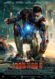 Filmplakat Iron Man 3