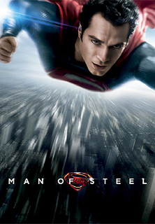 Filmplakat Man of Steel