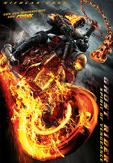 Filmplakat Ghost Rider 2: Spirit of Vengeance
