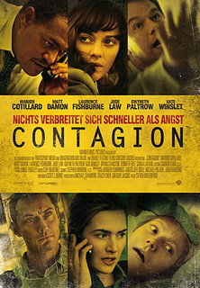 Filmplakat Contagion