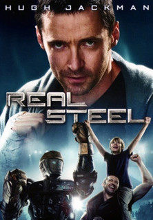 Filmplakat Real Steel