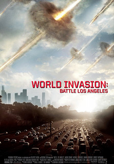 Filmplakat World Invasion: Battle Los Angeles