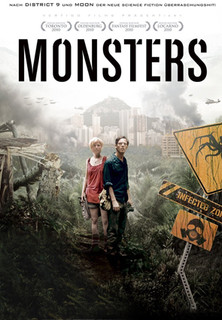 Filmplakat Monsters