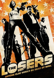 Filmplakat The Losers
