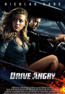 Filmplakat Drive Angry