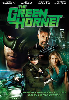 Filmplakat The Green Hornet
