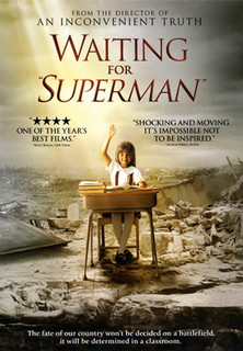 Filmplakat Waiting For Superman