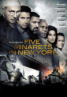 Filmplakat Fünf Minarette in New York