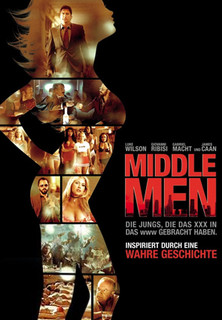 Filmplakat Middle Men