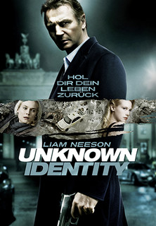 Filmplakat Unknown Identity