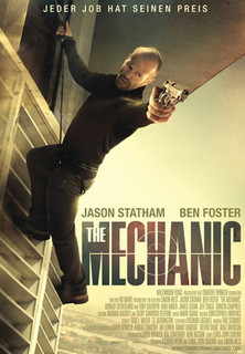 Filmplakat The Mechanic