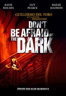 Filmplakat Don't Be Afraid Of The Dark