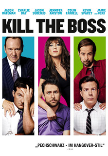Filmplakat Kill The Boss