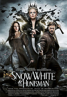 Filmplakat Snow White & the Huntsman