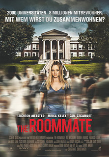 Filmplakat The Roommate