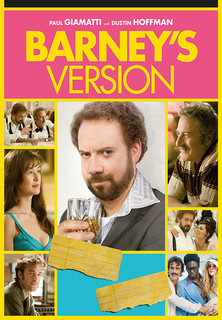 Filmplakat Barney's Version