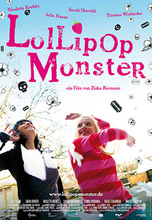Filmplakat Lollipop Monster