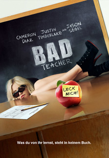 Filmplakat Bad Teacher