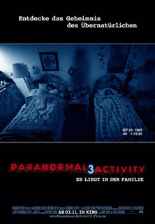 Filmplakat Paranormal Activity 3