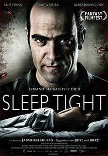 Filmplakat Sleep Tight