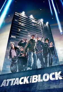 Filmplakat Attack The Block