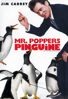 Filmplakat Mr. Poppers Pinguine