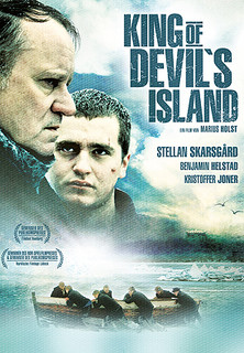 Filmplakat King of Devil's Island