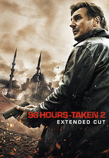 Filmplakat 96 Hours - Taken 2