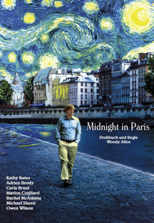 Filmplakat Midnight in Paris