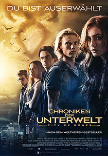 Filmplakat Chroniken der Unterwelt - City Of Bones
