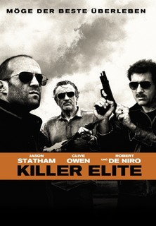 Filmplakat Killer Elite