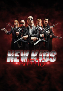 Filmplakat New Kids Nitro