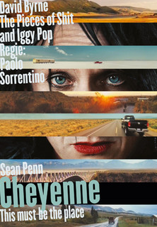 Filmplakat Cheyenne - This Must Be The Place