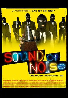 Filmplakat Sound Of Noise