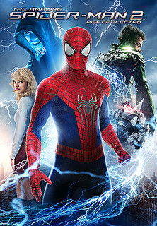 Filmplakat The Amazing Spider-Man 2: Rise Of Electro