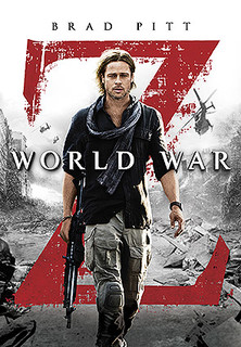 Filmplakat World War Z