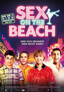 Filmplakat Sex on the Beach