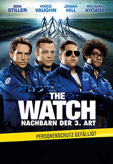 Filmplakat The Watch - Nachbarn der 3. Art