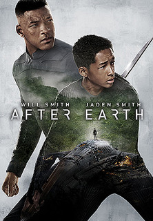 Filmplakat After Earth