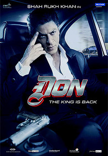 Filmplakat Don 2 - The King is Back