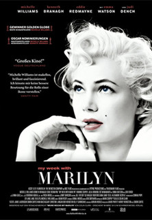 Filmplakat My Week with Marilyn