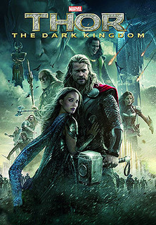 Filmplakat Thor 2 - The Dark Kingdom