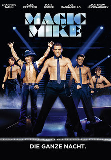Filmplakat Magic Mike