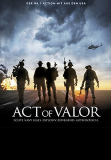 Filmplakat Act of Valor