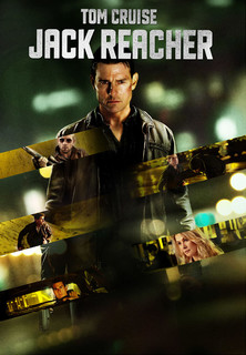 Filmplakat Jack Reacher