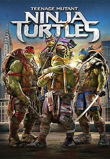 Filmplakat Teenage Mutant Ninja Turtles
