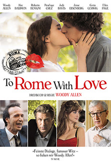 Filmplakat To Rome with Love
